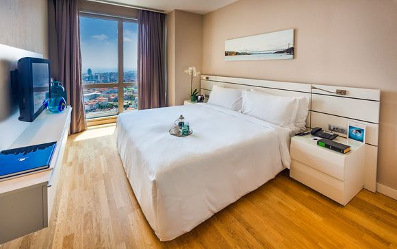 Fraser Place Anthill Istanbul 5*