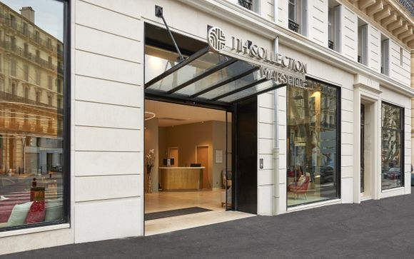 Hotel NH Collection Marseille 4*