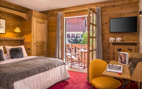 Les Roches Sweet Hotel and Spa 4*