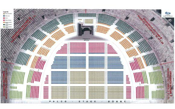 Roberto Bolle & Friends - Arena di Verona - 25 luglio