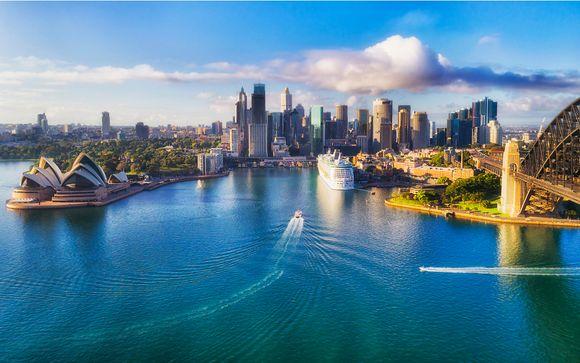 Tour dell'Australia da Sydney a Ayer's Rock a Cairns