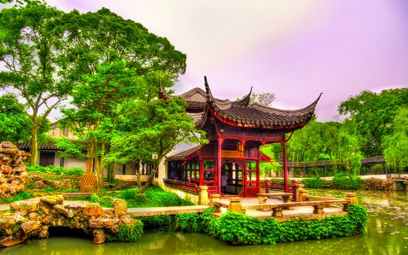 Cina classica ed i giardini di Suzhou