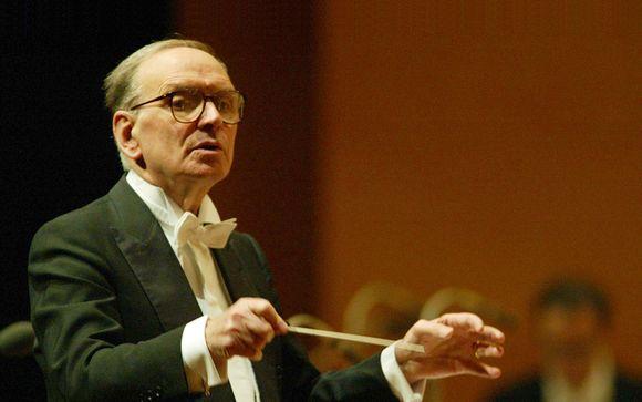 Ennio Morricone in concerto all'Arena di Verona + Hotel Leon D'oro 4*