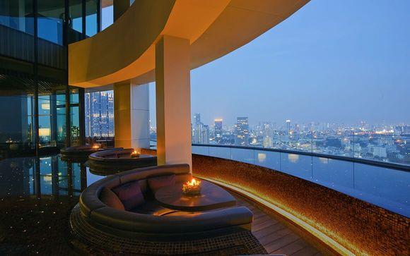 Bangkok - Anantara Bangkok Sathorn 5*