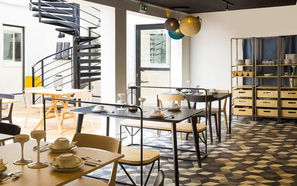 Moderno hotel nel cuore di Issy-les-Moulineaux