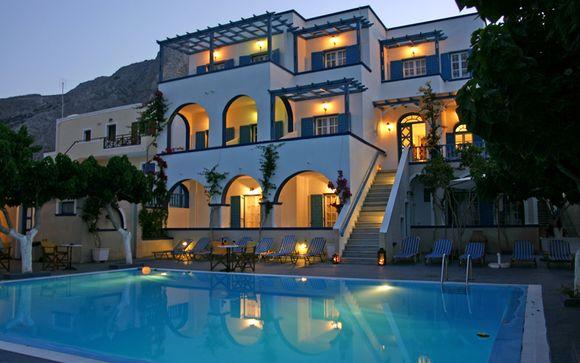 Kamari - Artemis Hotel