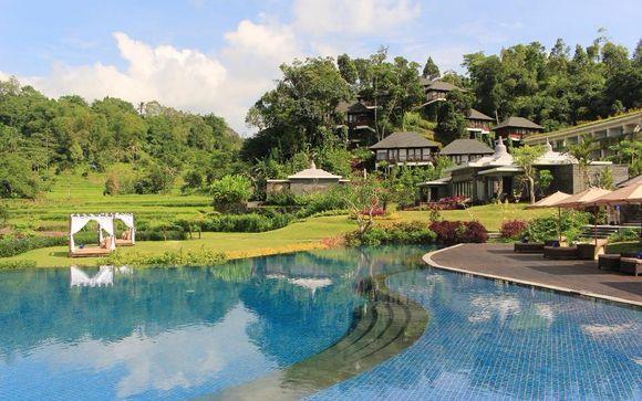 Bedugul - Royal Tulip Saranam Resort & Spa 5*