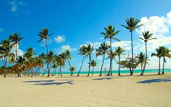 Relax in 5* di lusso con piscina sulla spiaggia di Punta Cana