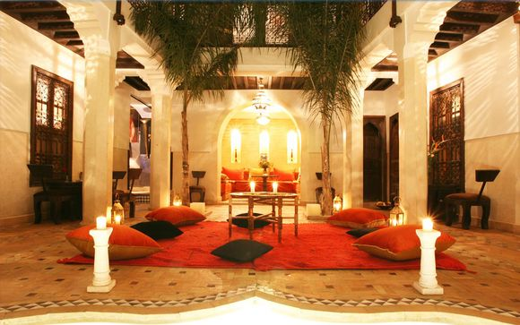 Marrakech - Riad Des Arts
