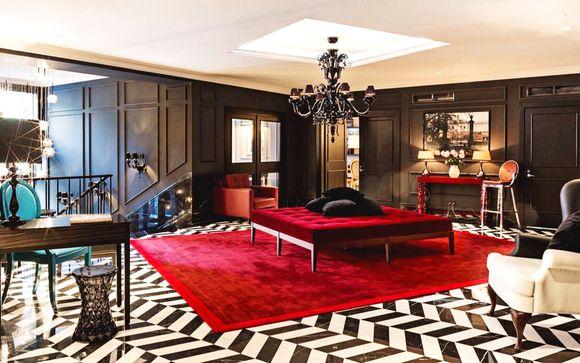 Dom Boutique Hotel 4*