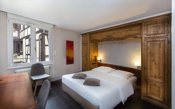 Hotel de l'Europe 4*