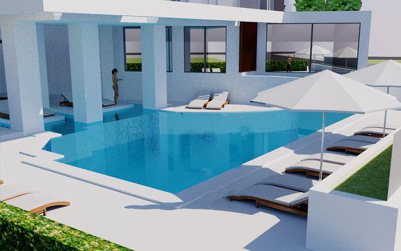 Glyfada Riviera Hotel 5*