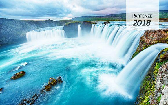 Magia invernale alla scoperta dell'Islanda