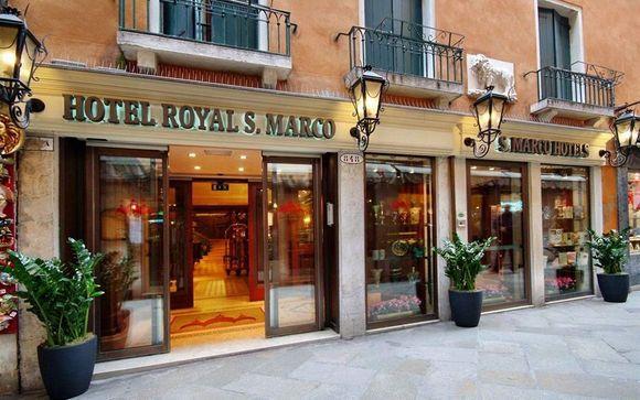 Hotel Royal San Marco 4* o similare