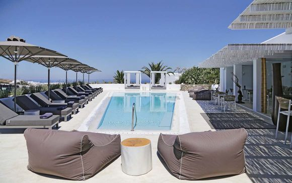 Mykonos - Livin Mykonos Hotel 4* (o similare)