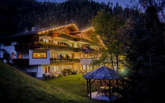 Hotel St Pankraz