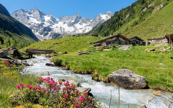 Austria, 4* nel cuore del Tirolo con elegante SPA