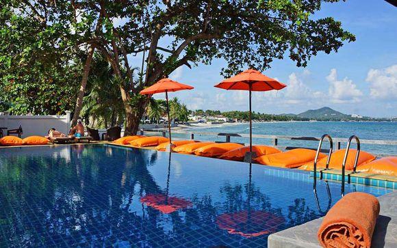 Estensione mare: Bhundhari Chaweng Beach Resort 4* a Koh Samui