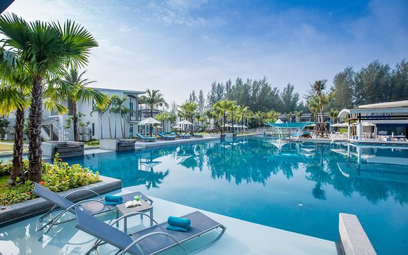 Hotel Mandarin by Centre Point 4* & The Waters Khao Lak 4*