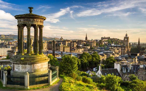 Autotour della Scozia da sud a nord