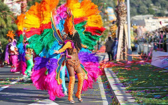 Carnevale a Rio de Janeiro & soggiorno mare