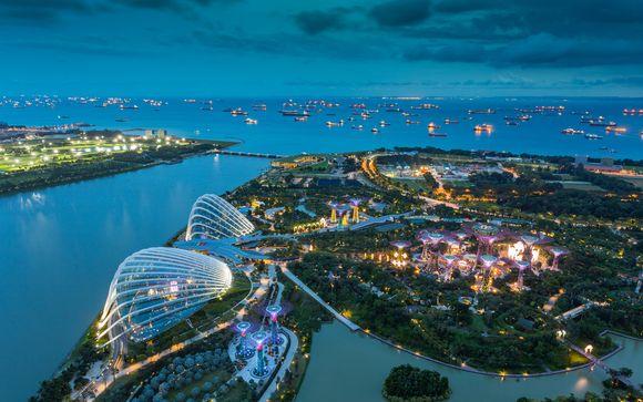 Alla scoperta dell'Indonesia e di Singapore