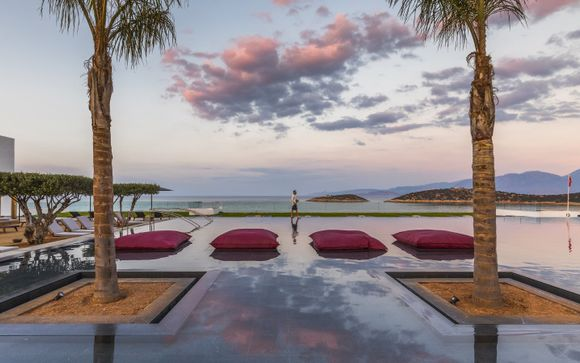 Minos Palace Hotel & Suites 5* - Adults Only