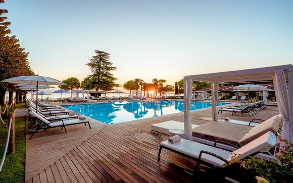 Splendido Bay Luxury Spa Resort Hotel 5*