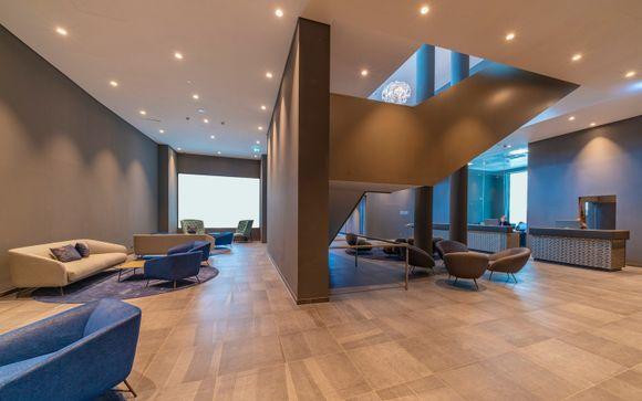 Hotel Roomz Vienna Prater 4*