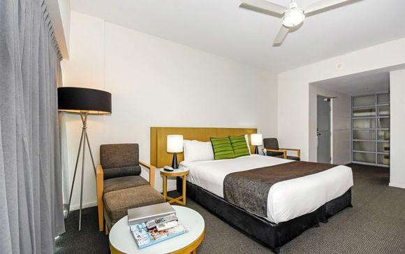 Il vostro hotel 4 * a Darwin