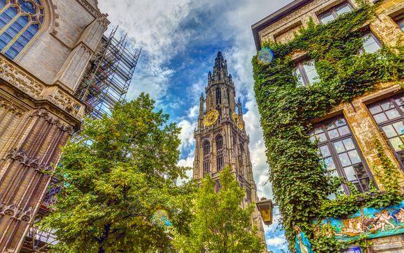 Alla scoperta di Anversa