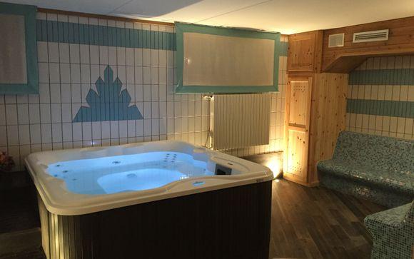 Il Cristallo Hotel Residence 4*
