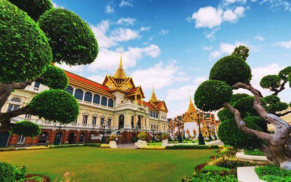 Grand Sukhumvit Bangkok 5* + Beyond Hotel Patong 4*
