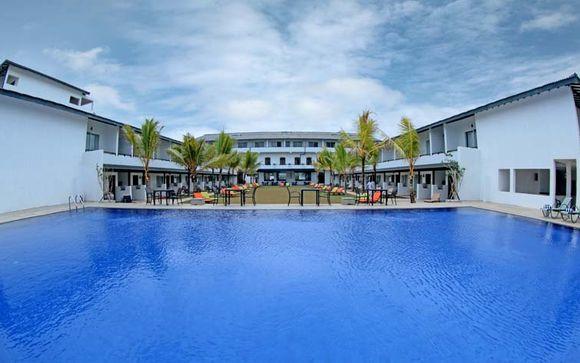 Wadduwa - Coco Royal Beach Resort 4*