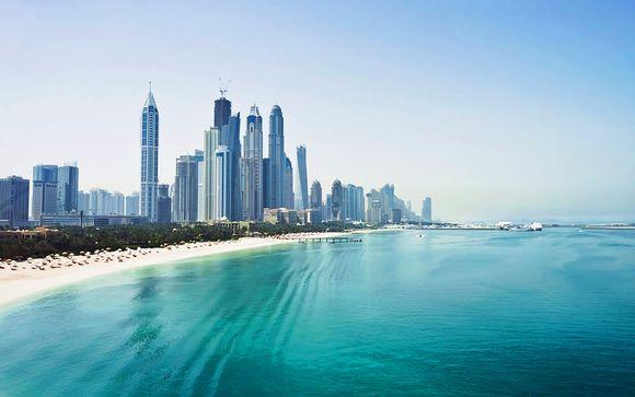 Fascino smisurato a 4* da Dubai ad Abu Dhabi