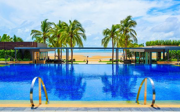 Phuket - Marriott Resort Phuket Nai Yang Beach