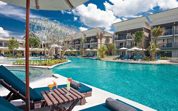 Khao Lak - Le Méridien Khao Lak Resort & Spa 5*