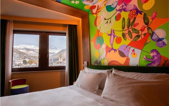 Omama Hotel 4*