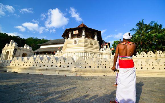 Itinerario Tour dello Sri Lanka