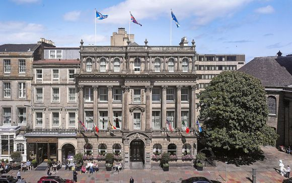 L'InterContinental Edinburgh The George 5*