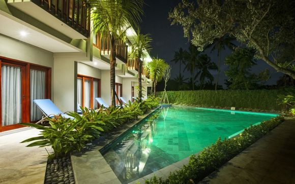 Ubud - SenS Hotel Ubud & Spa 4*
