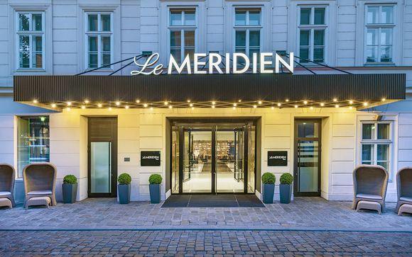 Le Méridien Vienna 5*