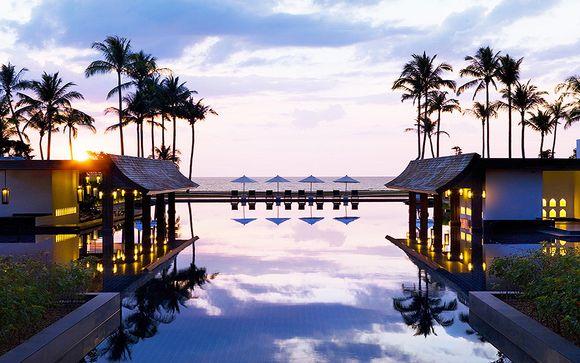 Katathani Phuket Beach Resort 5* & Santhiya Resort 5* & JW Marriott Khao Lak 5*