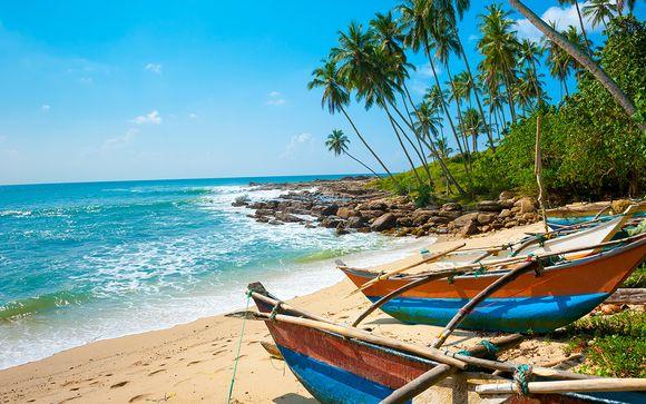 Tour alla scoperta dello Sri Lanka: da Colombo alla costa est