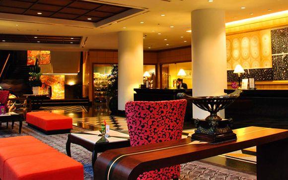 Bangkok - Hotel Mandarin by Centre Point 4* (o similare)