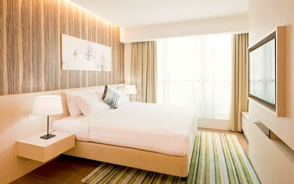 Kuala Lumpur - Oasia Suites Kuala Lumpur 4*