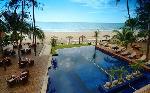 Ngapali - Amata Resort & Spa 4* solo per le partenze del 23 dicembre