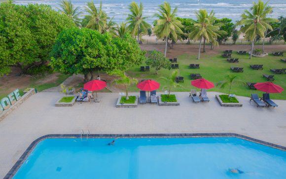 Beruwala - The Palms Hotel 4*