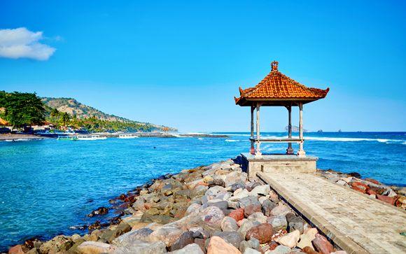 La natura rigogliosa di Ubud e lo splendido mare di Sanur in 4*