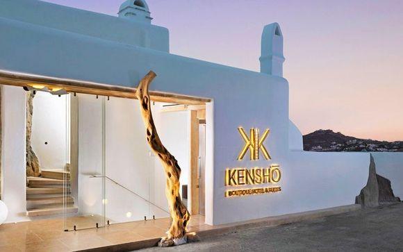 Kensho Boutique Hotel & Suites 5*